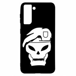 Чохол для Samsung S21 Call of Duty Black Ops logo