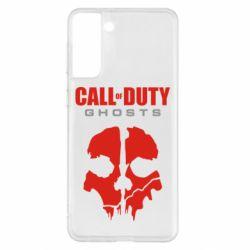 Чохол для Samsung S21+ Call of Duty Ghosts