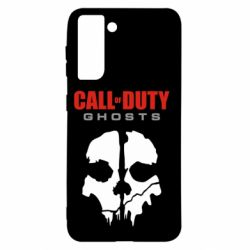 Чохол для Samsung S21 Call of Duty Ghosts