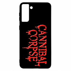 Чохол для Samsung S21+ Cannibal Corpse