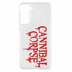 Чохол для Samsung S21 Cannibal Corpse