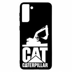 Чохол для Samsung S21+ Caterpillar cat