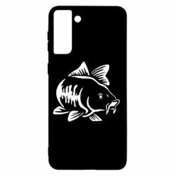 Чохол для Samsung S21+ Catfish
