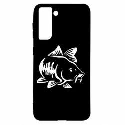 Чохол для Samsung S21 Catfish