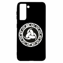 Чохол для Samsung S21 Celtic knot circle