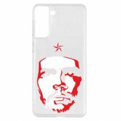 Чохол для Samsung S21+ Che Guevara face