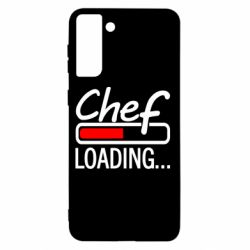 Чехол для Samsung S21+ Chef loading