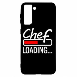 Чехол для Samsung S21 Chef loading