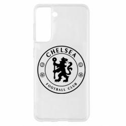Чохол для Samsung S21 Chelsea Club