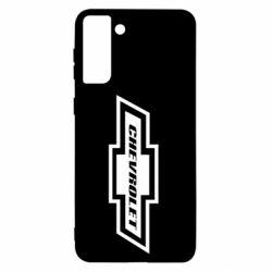 Чохол для Samsung S21+ Chevrolet Log