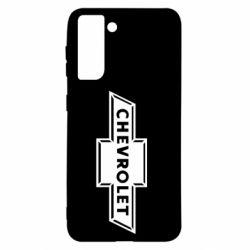 Чохол для Samsung S21 Chevrolet Logo Small