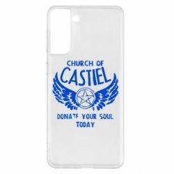 Чохол для Samsung S21+ Church of Castel
