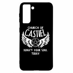 Чохол для Samsung S21 Church of Castel