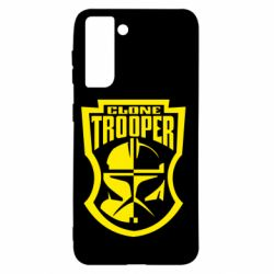 Чохол для Samsung S21 Clone Trooper