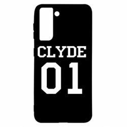 Чехол для Samsung S21 Clyde 01