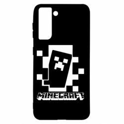 Чохол для Samsung S21 Color Minecraft