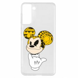 Чохол для Samsung S21+ Cool Mickey Mouse