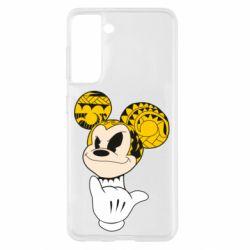 Чохол для Samsung S21 Cool Mickey Mouse
