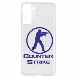 Чохол для Samsung S21+ Counter Strike