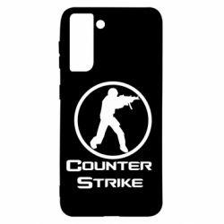 Чохол для Samsung S21 Counter Strike
