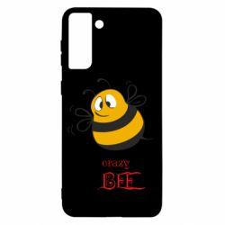 Чохол для Samsung S21+ Crazy Bee