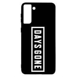 Чохол для Samsung S21+ Days Gone color logo