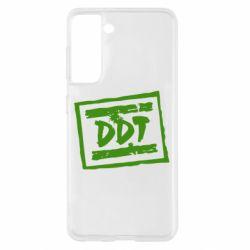 Чохол для Samsung S21 DDT (ДДТ)