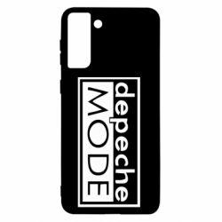 Чохол для Samsung S21+ Depeche Mode Rock