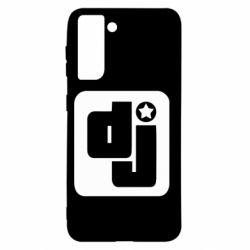 Чохол для Samsung S21 DJ star