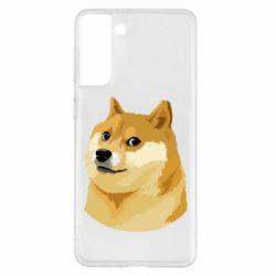 Чохол для Samsung S21+ Doge