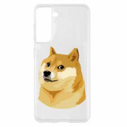 Чохол для Samsung S21 Doge