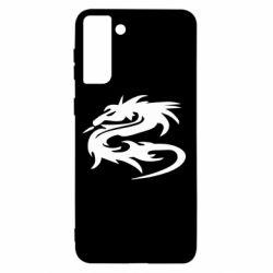 Чохол для Samsung S21+ Дракон