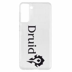 Чехол для Samsung S21+ Druid Orc