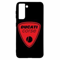 Чохол для Samsung S21 Ducati Corse