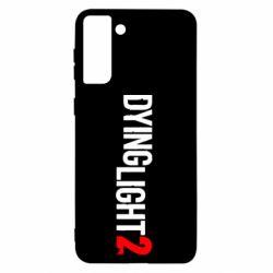 Чохол для Samsung S21+ Dying Light 2 logo