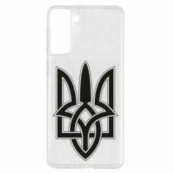 Чохол для Samsung S21+ Emblem  16
