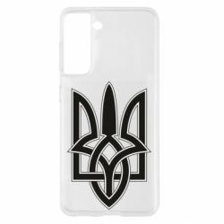 Чохол для Samsung S21 Emblem  16