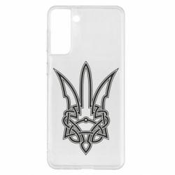 Чохол для Samsung S21+ Emblem 18