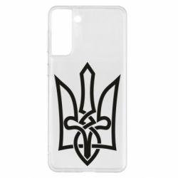 Чехол для Samsung S21+ Emblem 22