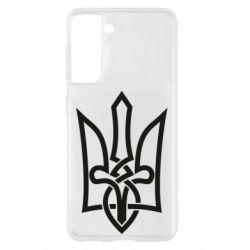 Чехол для Samsung S21 Emblem 22