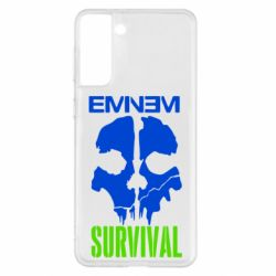 Чохол для Samsung S21+ Eminem Survival