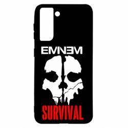 Чохол для Samsung S21 Eminem Survival
