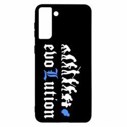 Чохол для Samsung S21+ Evolution Death Note