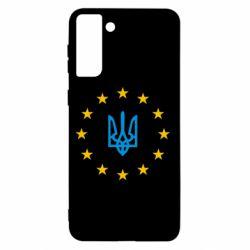 Чохол для Samsung S21+ ЕвроУкраїна