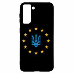 Чохол для Samsung S21 ЕвроУкраїна