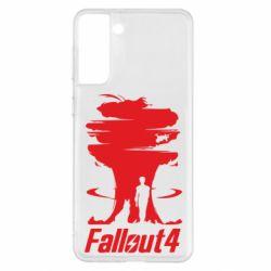 Чехол для Samsung S21+ Fallout 4 Art