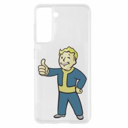 Чехол для Samsung S21 Fallout Boy