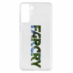 Чехол для Samsung S21+ Far Cry Island