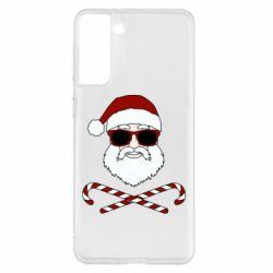 Чохол для Samsung S21+ Fashionable Santa