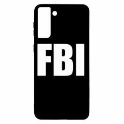 Чехол для Samsung S21+ FBI (ФБР)